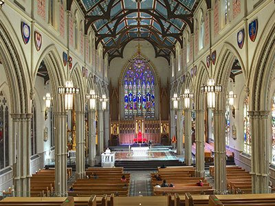 Click for cathedral photos